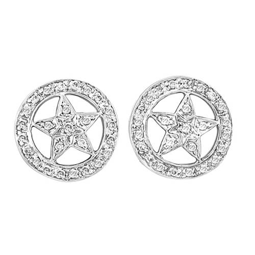 Kelly Herd 14K Gold Dazzling Star Earrings