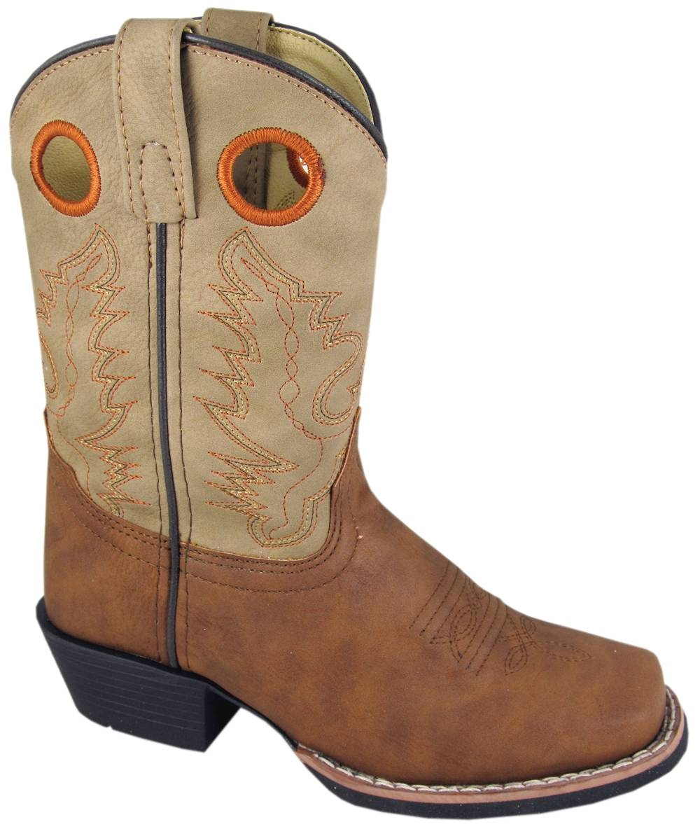 Smoky Mountain Kids Memphis Western Boot