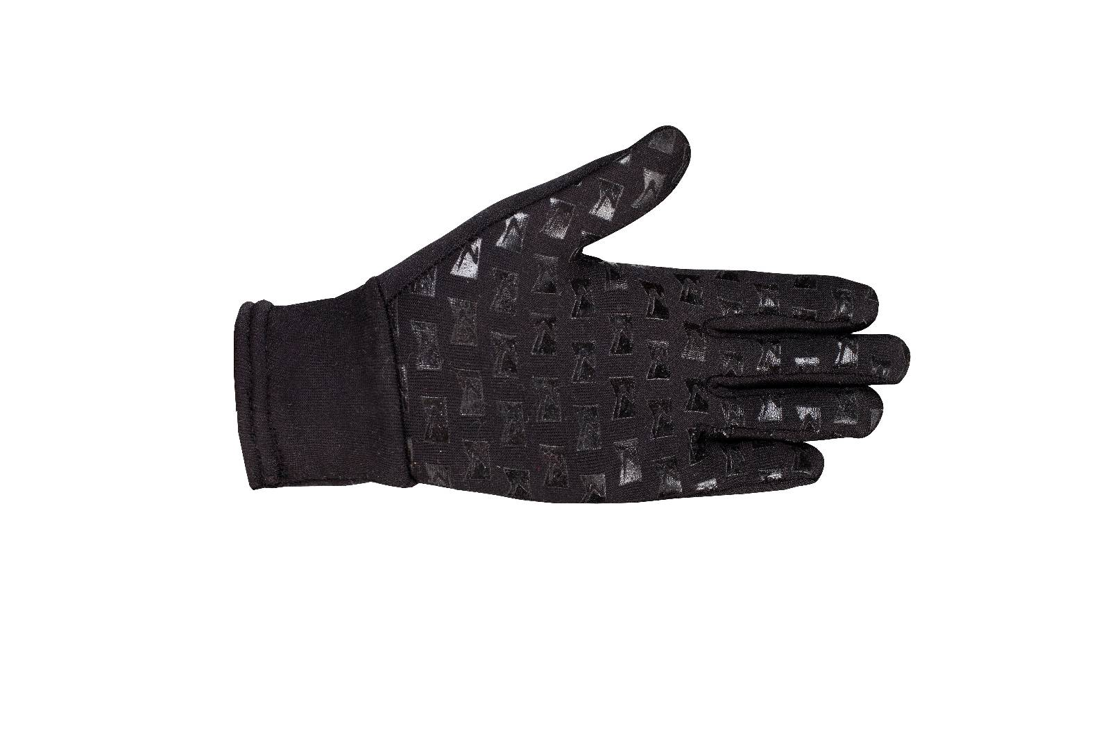 Horze Onyx HZ Fleece Gloves with Printing