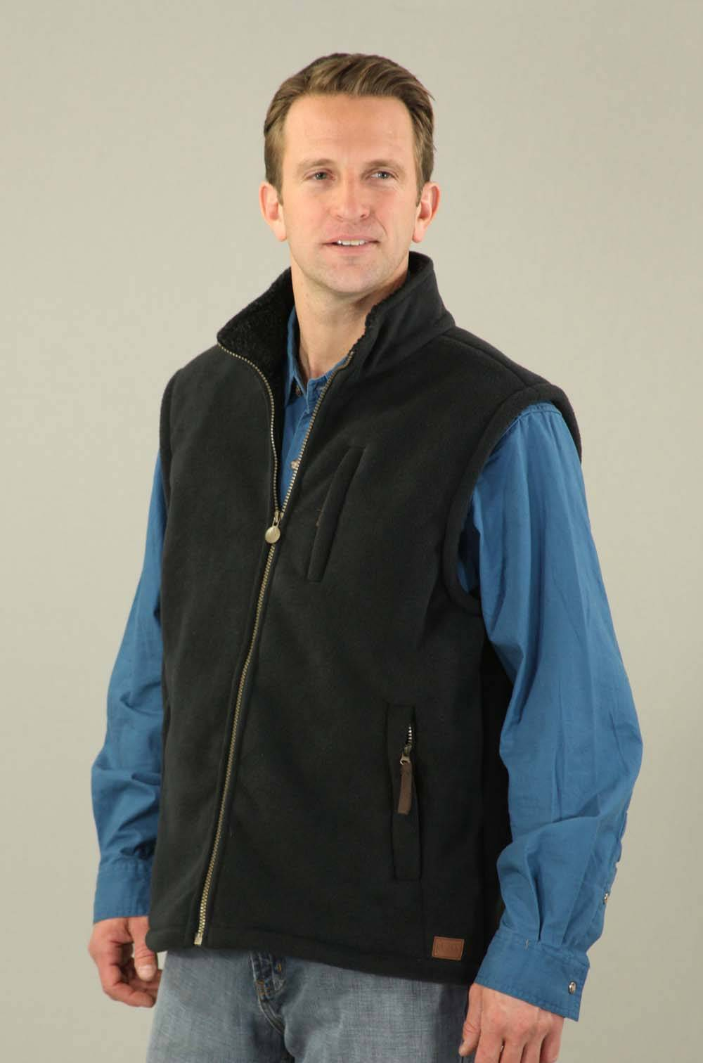 Outback Trading Summit Fleece Vest