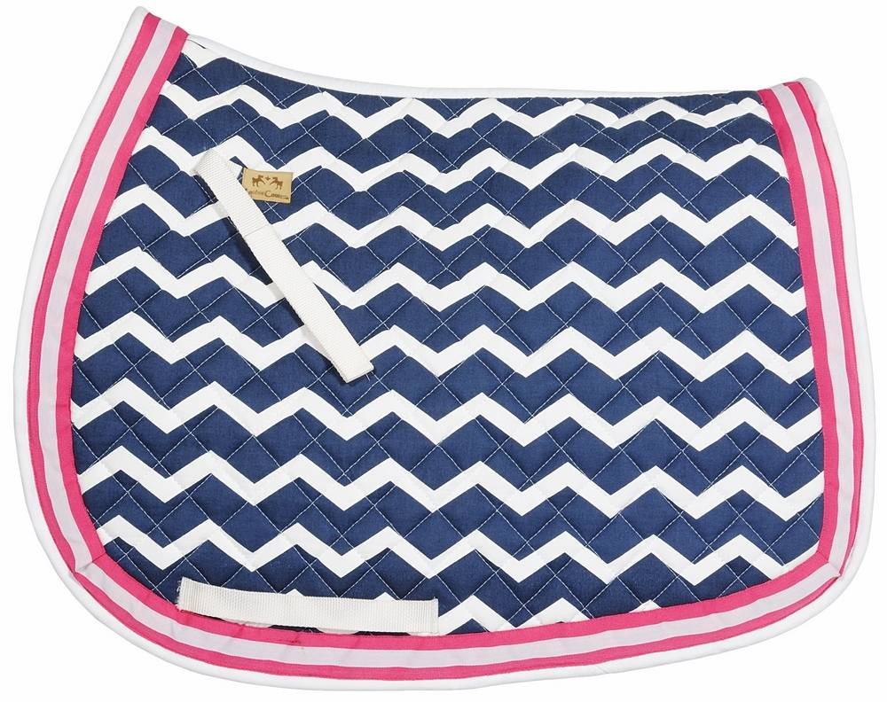 Equine Couture Abby All Purpose Saddle Pad