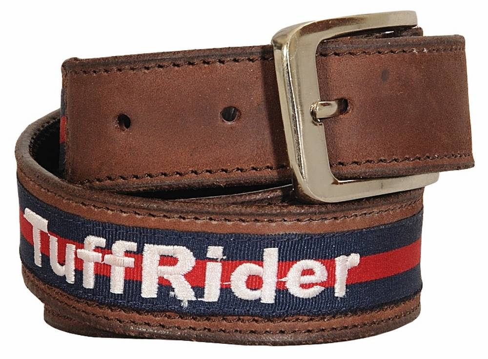 TuffRider Tuffrider Leather Belt