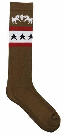 Equine Couture Stars & Stripes Socks