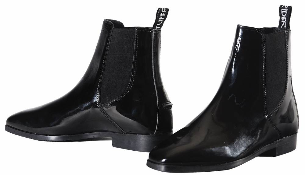 TuffRider Belojod Patent Leather Boots