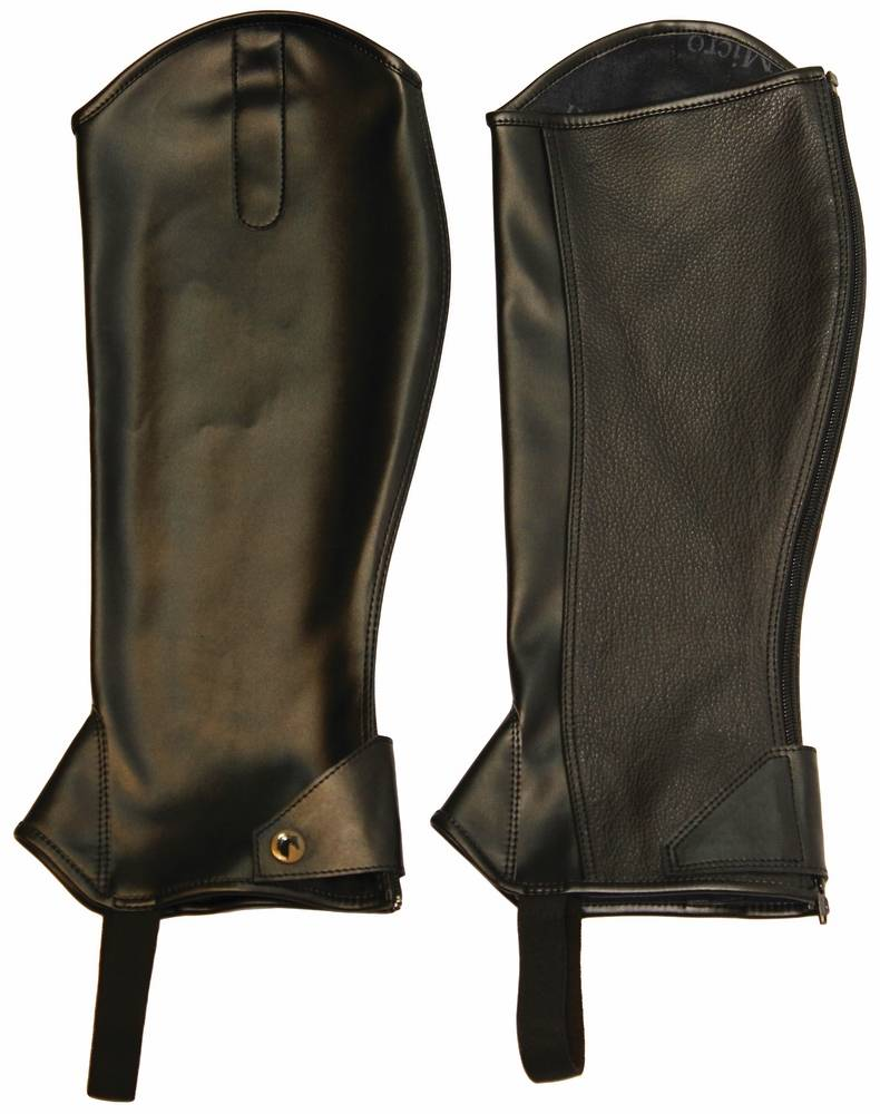 TuffRider Micro Touch Half Chaps Adult