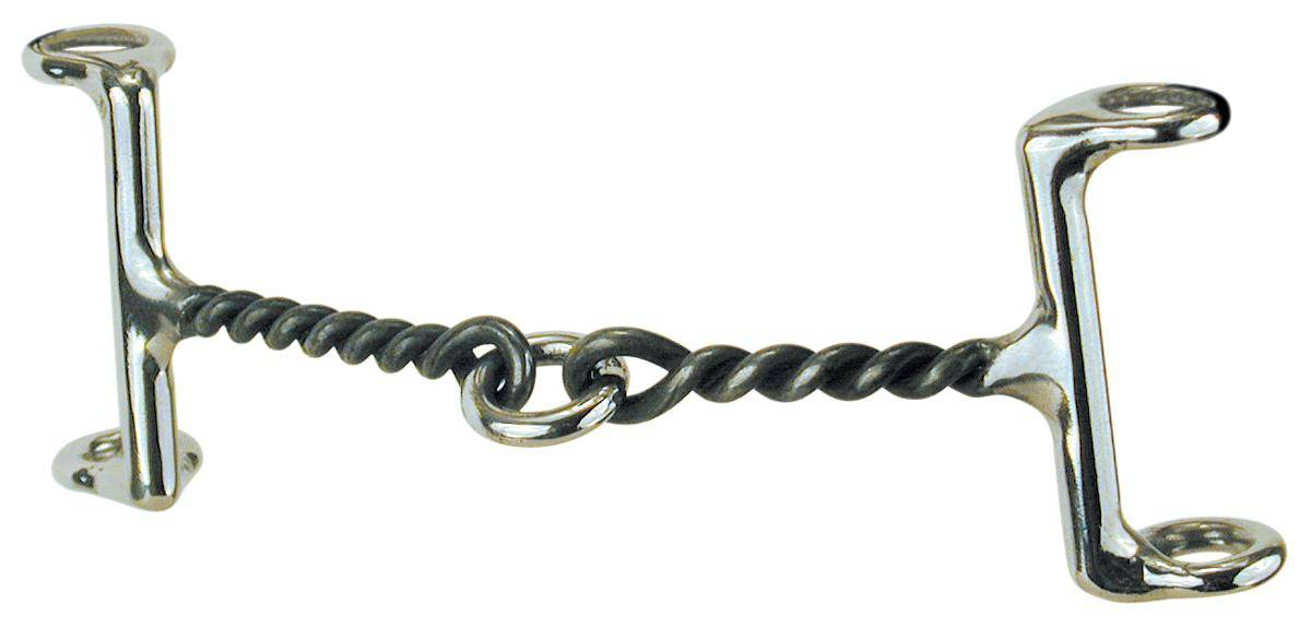 REINSMAN Stage E Cristy Gag Snaffle With Ring