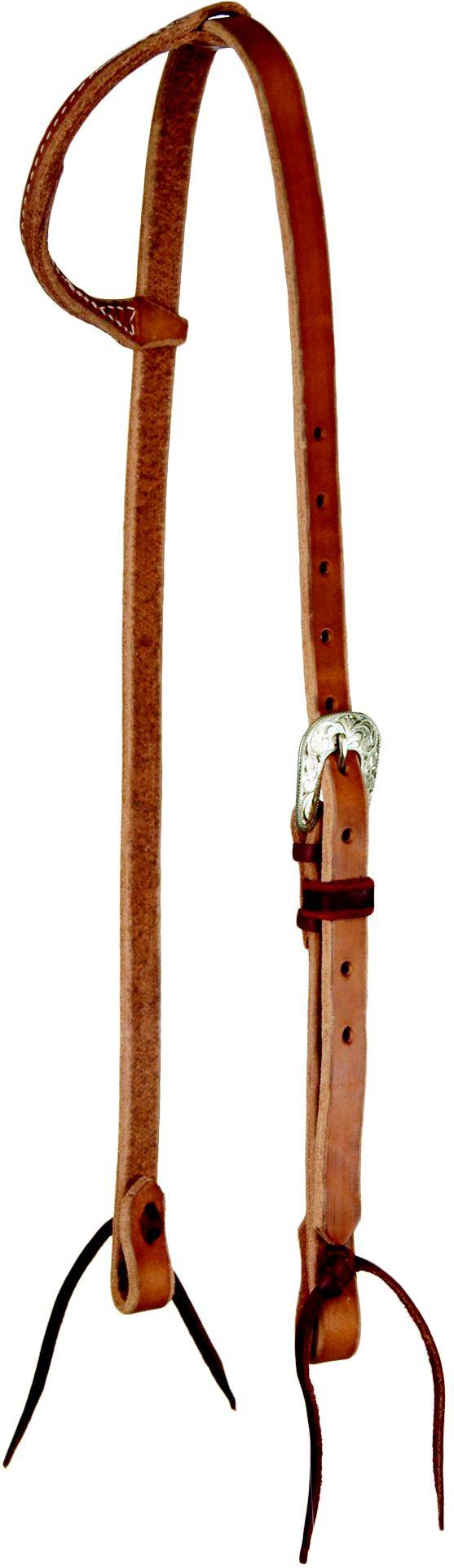 REINSMAN Cowboy Series Slide Ear Headstall