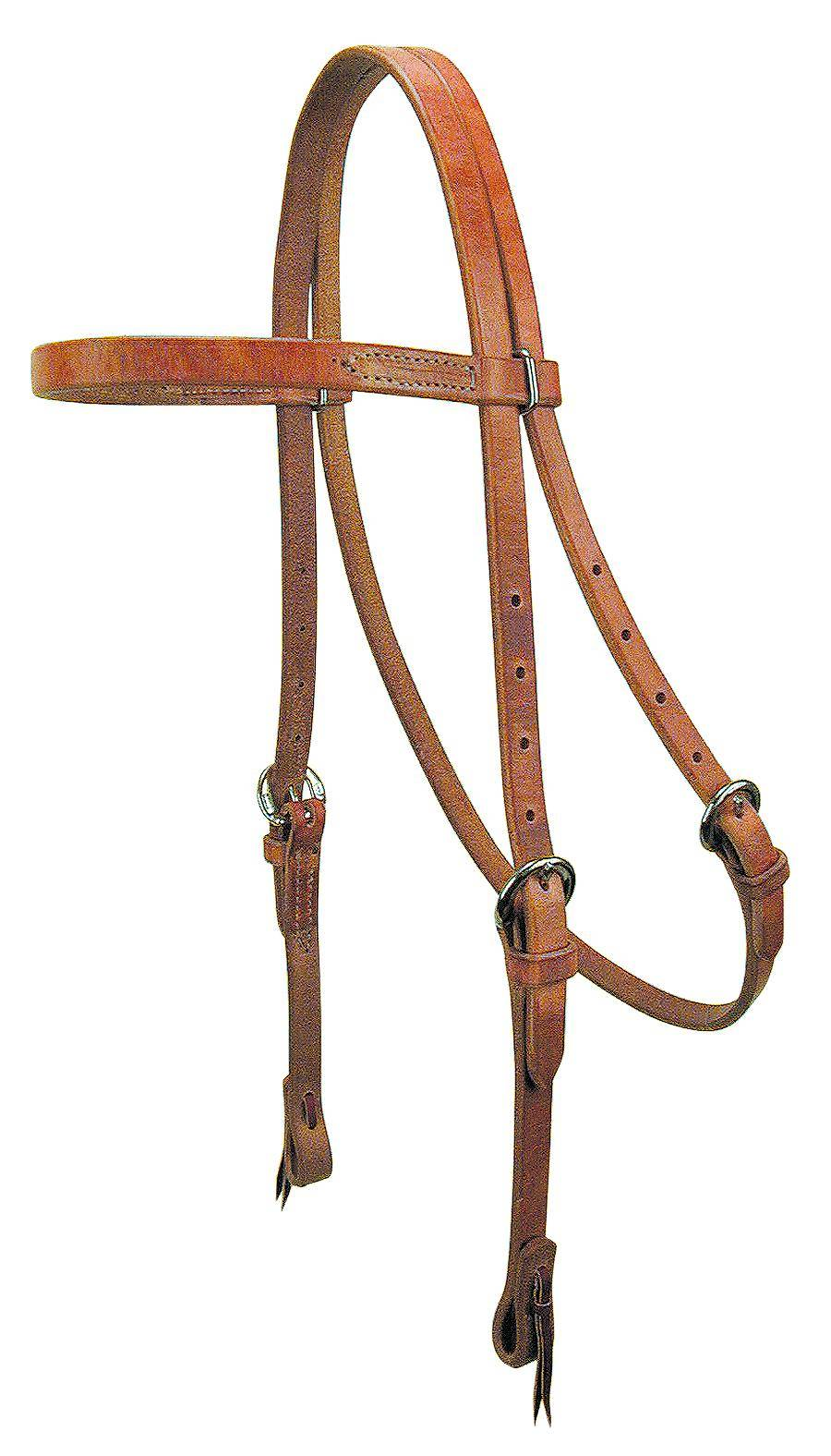 REINSMAN Sharon Camarillo Competition Browband Headstall