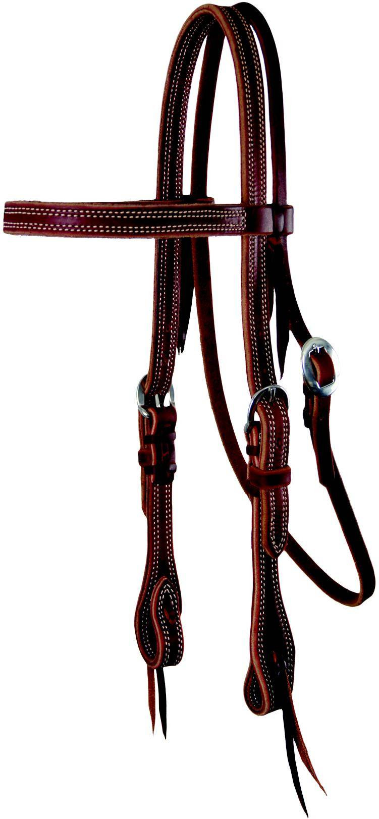 REINSMAN Daily Double Browband Headstall