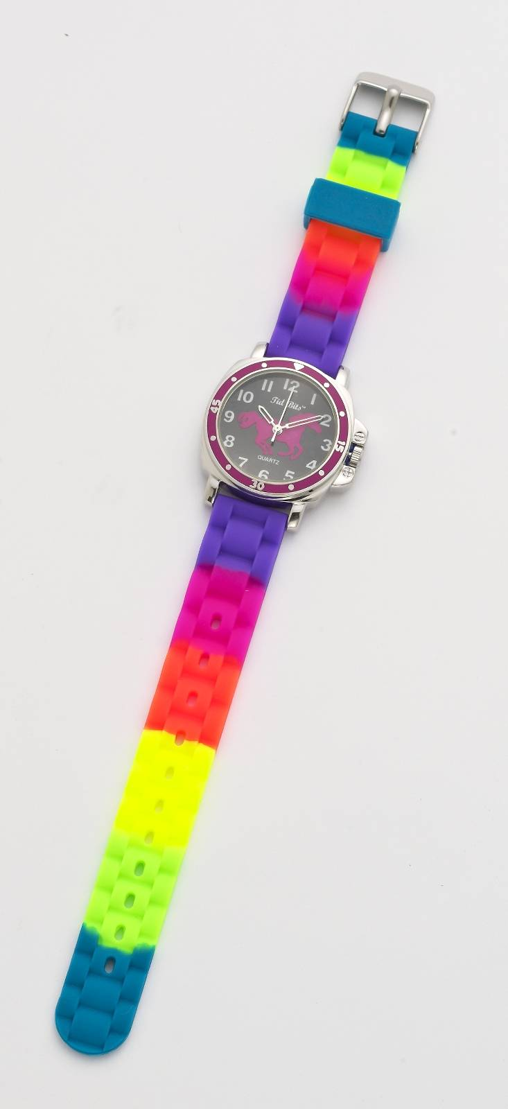 Tie-Dye Galloping Horse Mood Watch