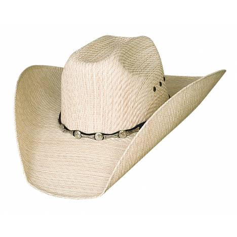 Bullhide Backwoods 50X Hat Justin Moore Collection