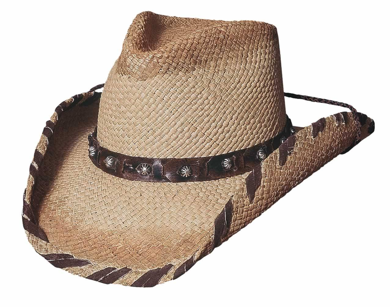 Bullhide Lariat Classic Collection Straw Hat