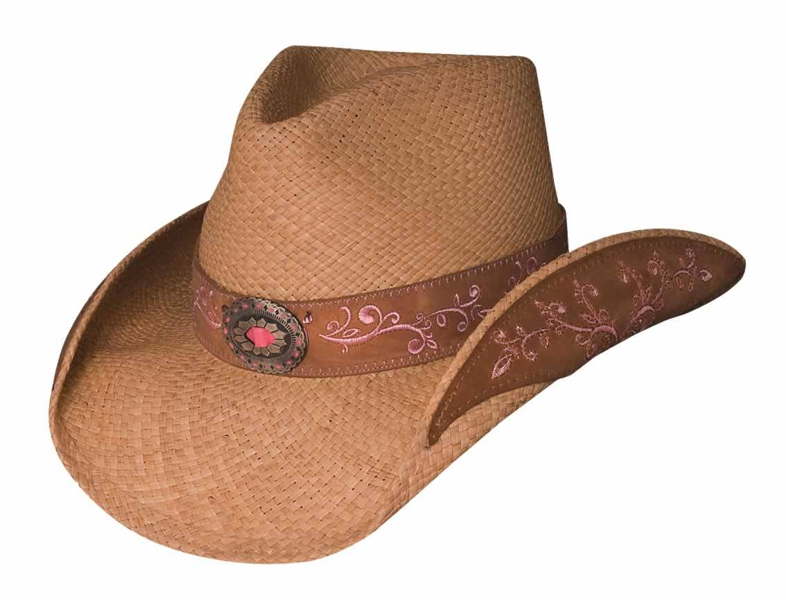 Bullhide Because Of You Western Straw Hat