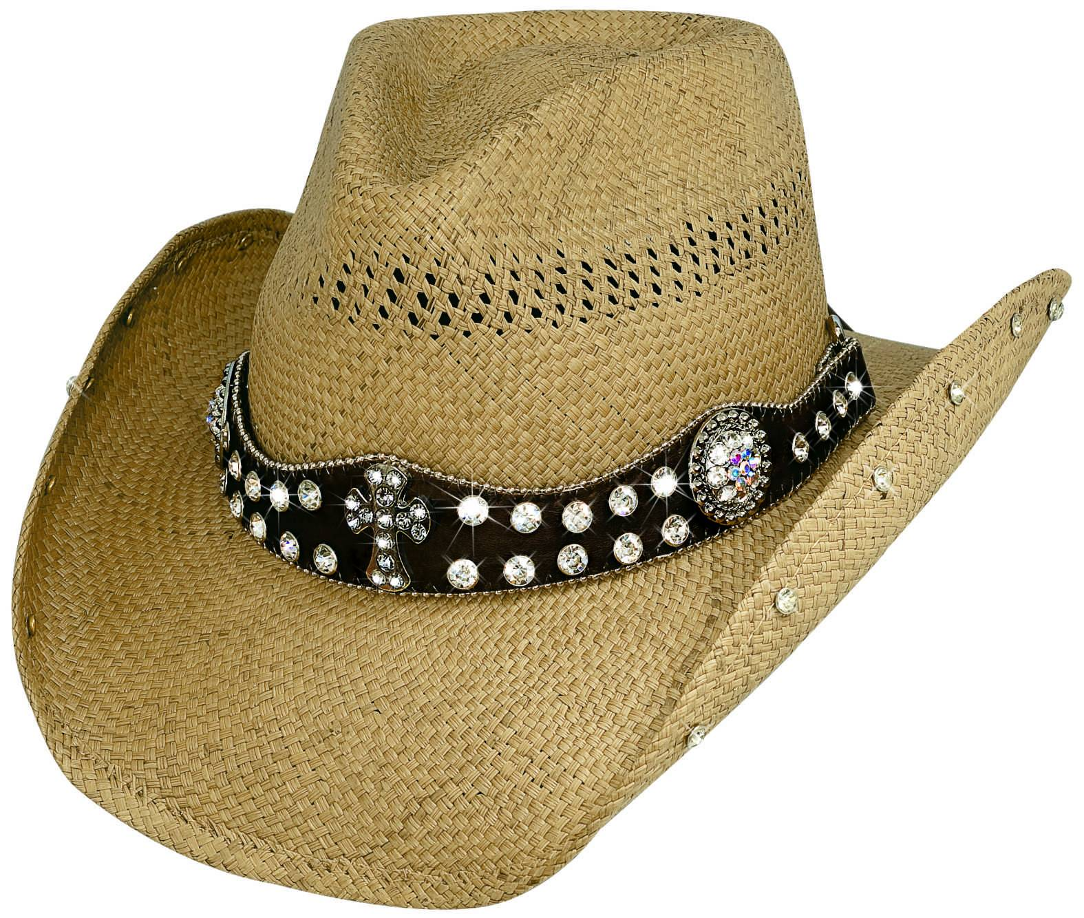 Bullhide More Than Words Western Straw Hat