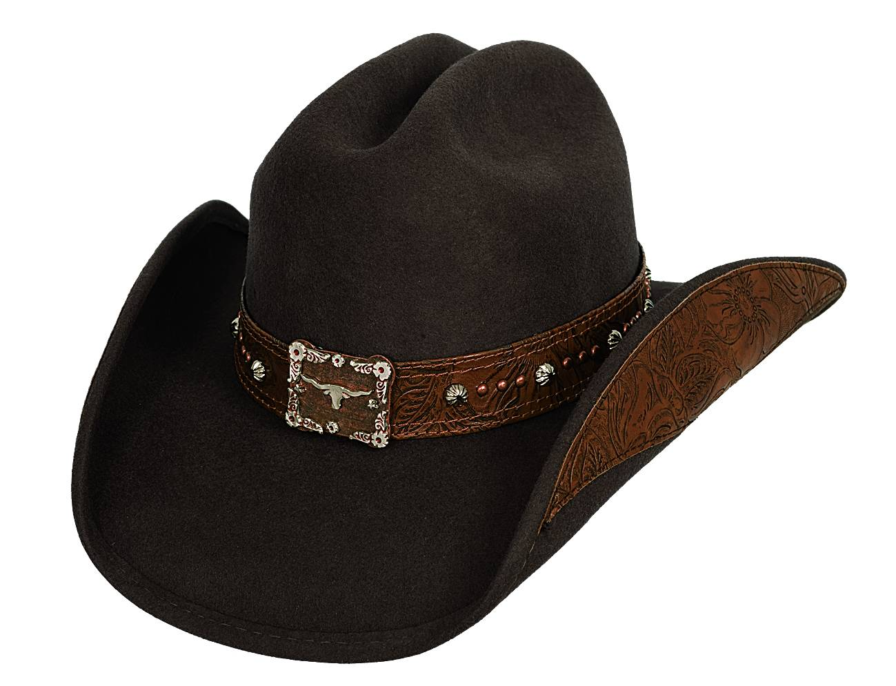 Bullhide Great Divide Western Felt Hat