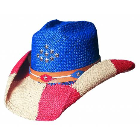 Bullhide The Patriot Patriotic Collection Hat