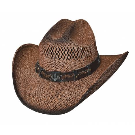 Bullhide Out Of The Range Run A Muck Collection Straw Hat