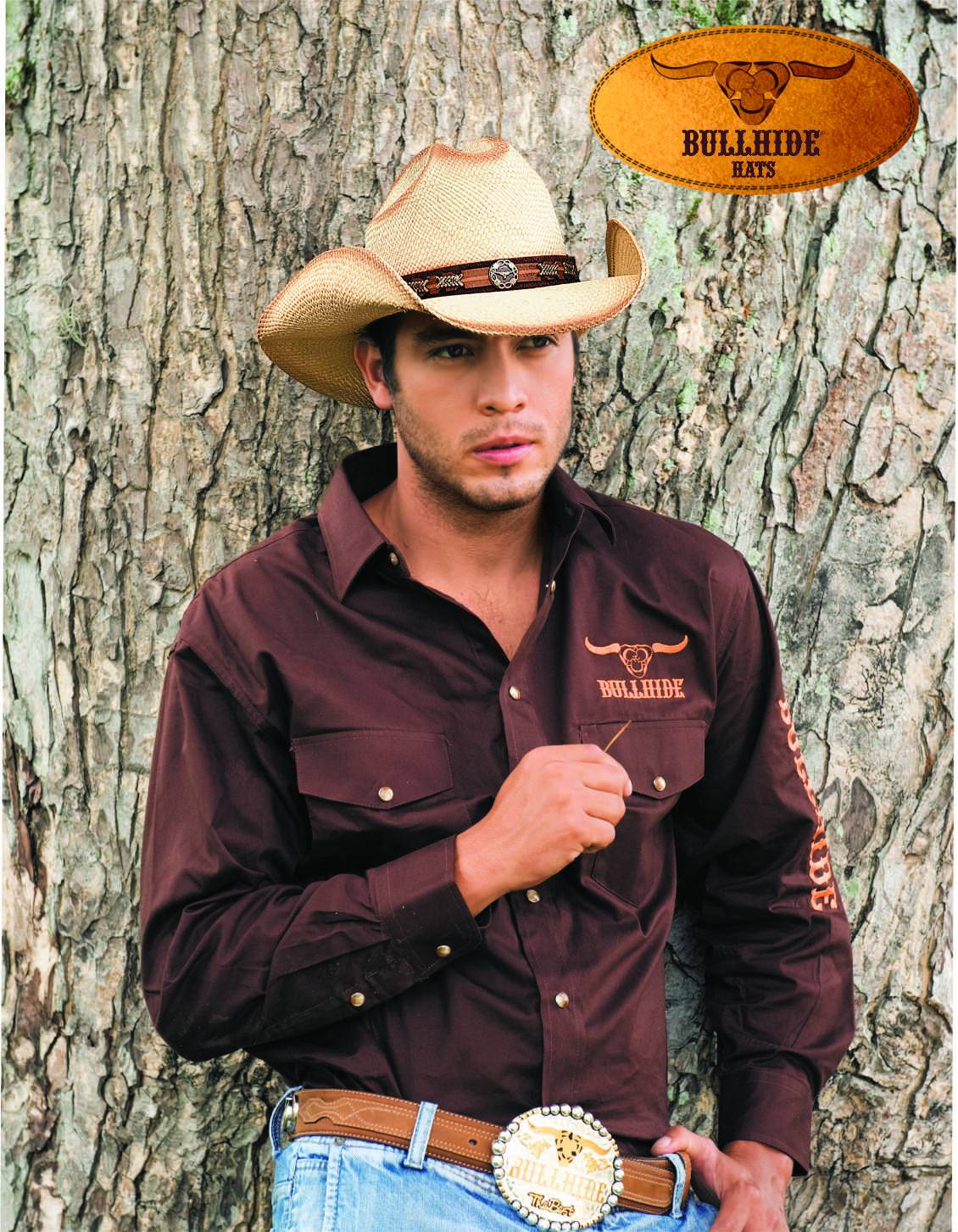 Bullhide Trailboss Run A Muck Collection Straw Hat