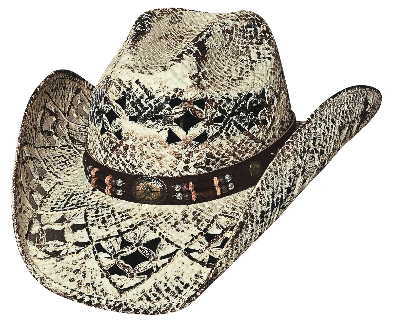 Bullhide Girl Next Door Run A Muck Collection Straw Hat