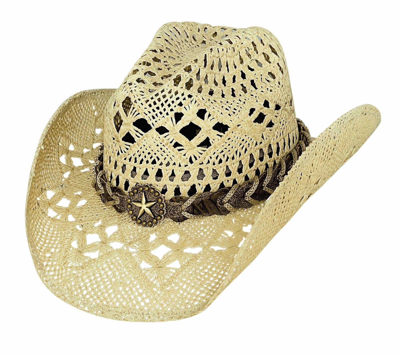 Bullhide Naughty Girl Run A Muck Collection Straw Hat