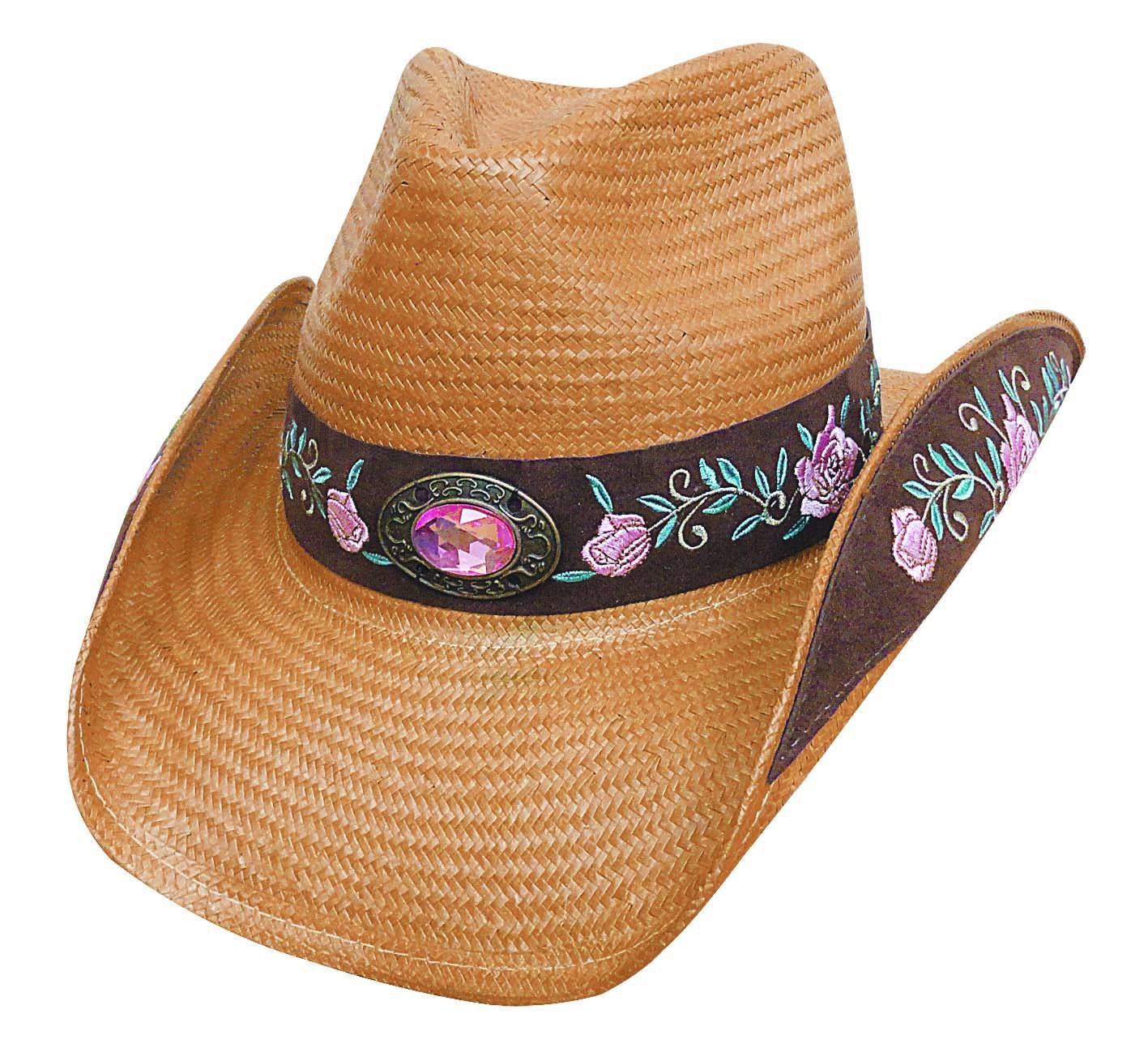 Bullhide Art Of Love Run A Muck Collection Straw Hat