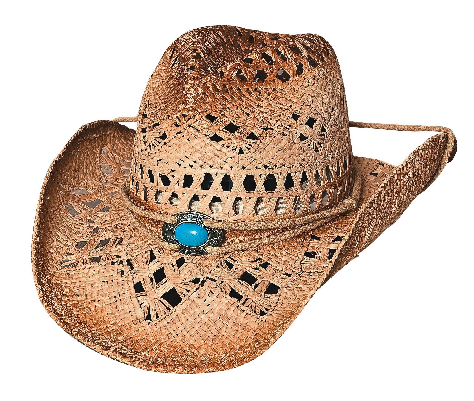 Bullhide Lost In Love Run A Muck Collection Straw Hat