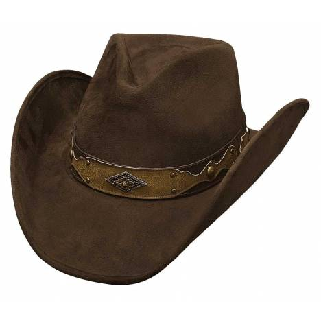 Bullhide Shadow In The Dust Run A Muck Collection Felt Hat