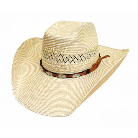 Bullhide Fortunate One 100X Traditional Western Straw Hat