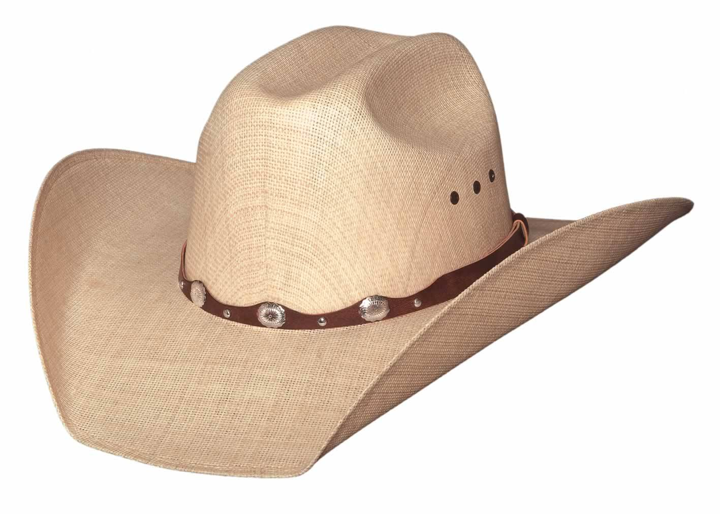 Bullhide Challenge 50X Traditional Western Straw Hat