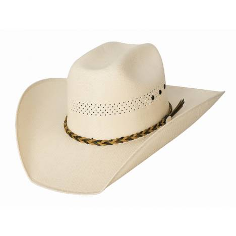 Bullhide Gear Up 50X Traditional Western Straw Hat