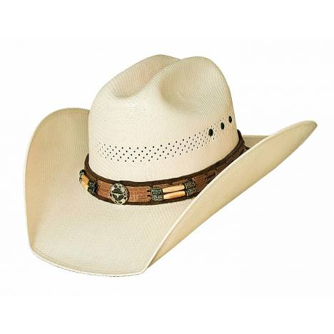Bullhide My Way 50X Traditional Western Straw Hat