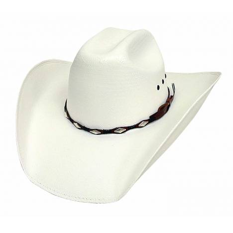Bullhide Alamo 50X Traditional Western Straw Hat