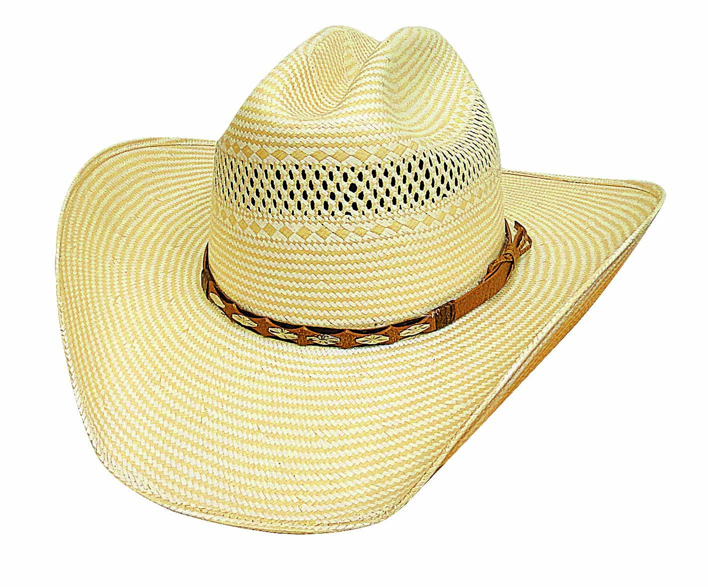 Bullhide Galveston 50X Traditional Western Straw Hat