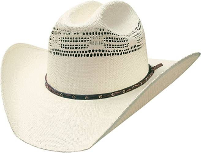 Bullhide Lubbock 20X Traditional Western Straw Hat