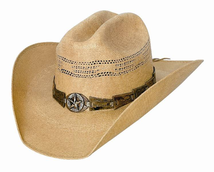 Bullhide Sherwood 20X Traditional Western Straw Hat