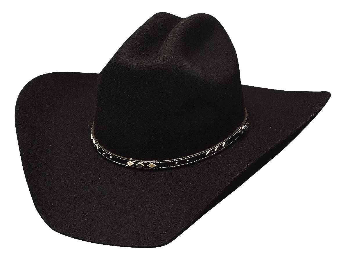 Bullhide High Noon 7X Traditional Western Felt Hat