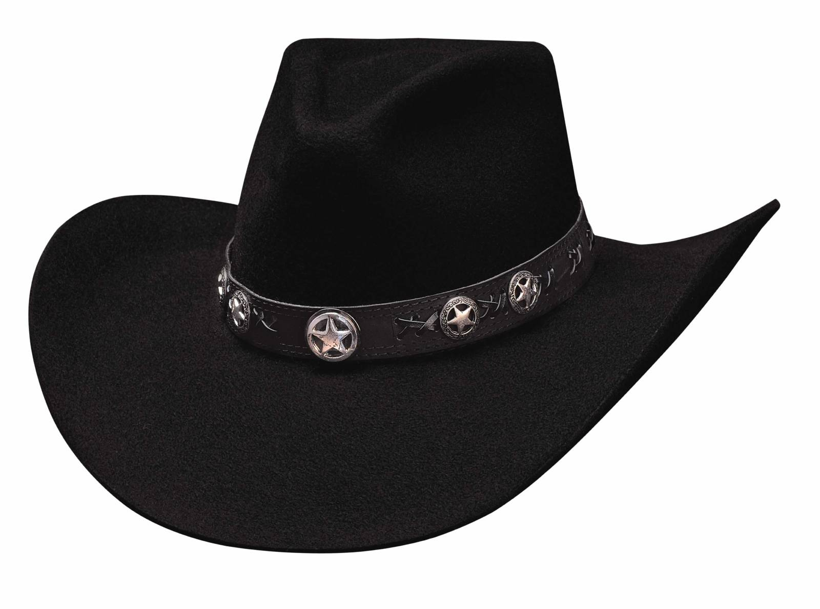 Bullhide Star Studded 4X Traditional Western Felt Hat