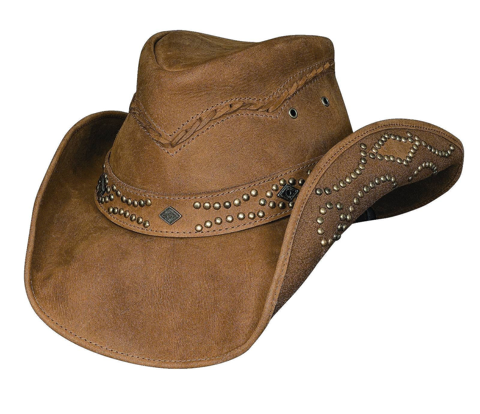 Bullhide Hidden Pleasures Down Under Leather Hat