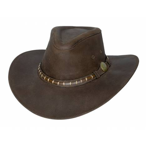 Bullhide Timber Mountain Down Under Leather Hat