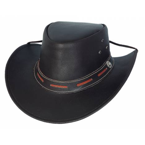 Bullhide Maitland Down Under Leather Hat