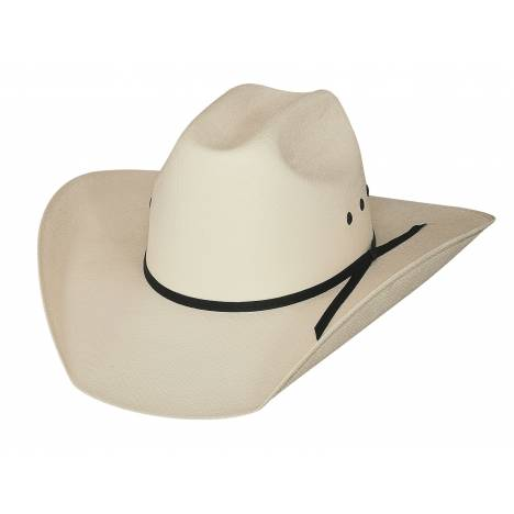 Bullhide Back In The Saddle 10X Youth Straw Hat
