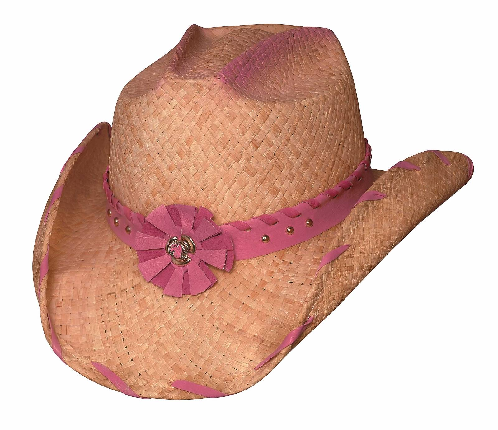 Bullhide Sassy Youth Straw Hat