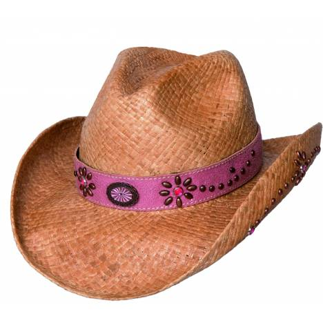 Bullhide Daughter Of The West Youth Straw Hat