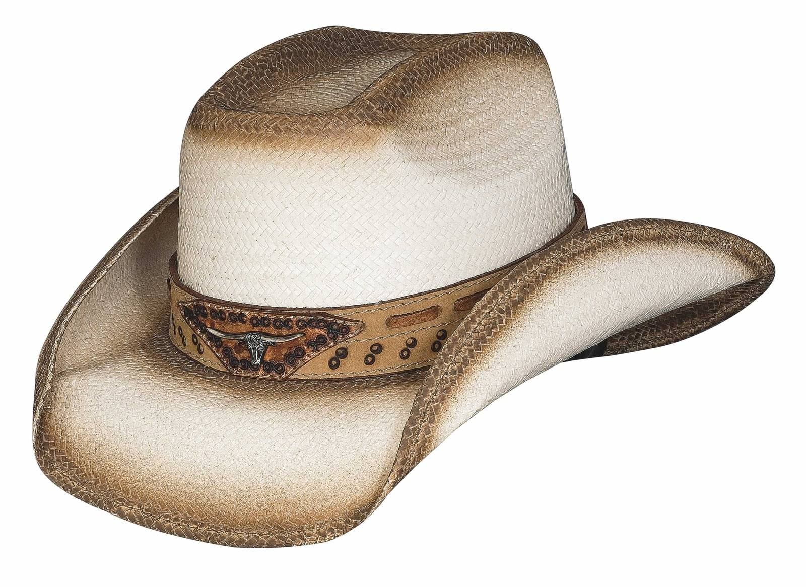 Bullhide Sundance Kid Youth Straw Hat
