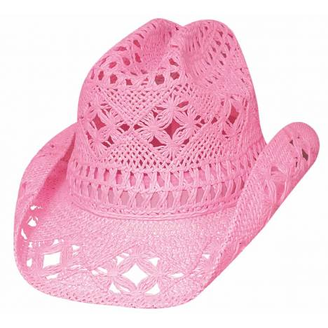 Bullhide April Youth Straw Hat