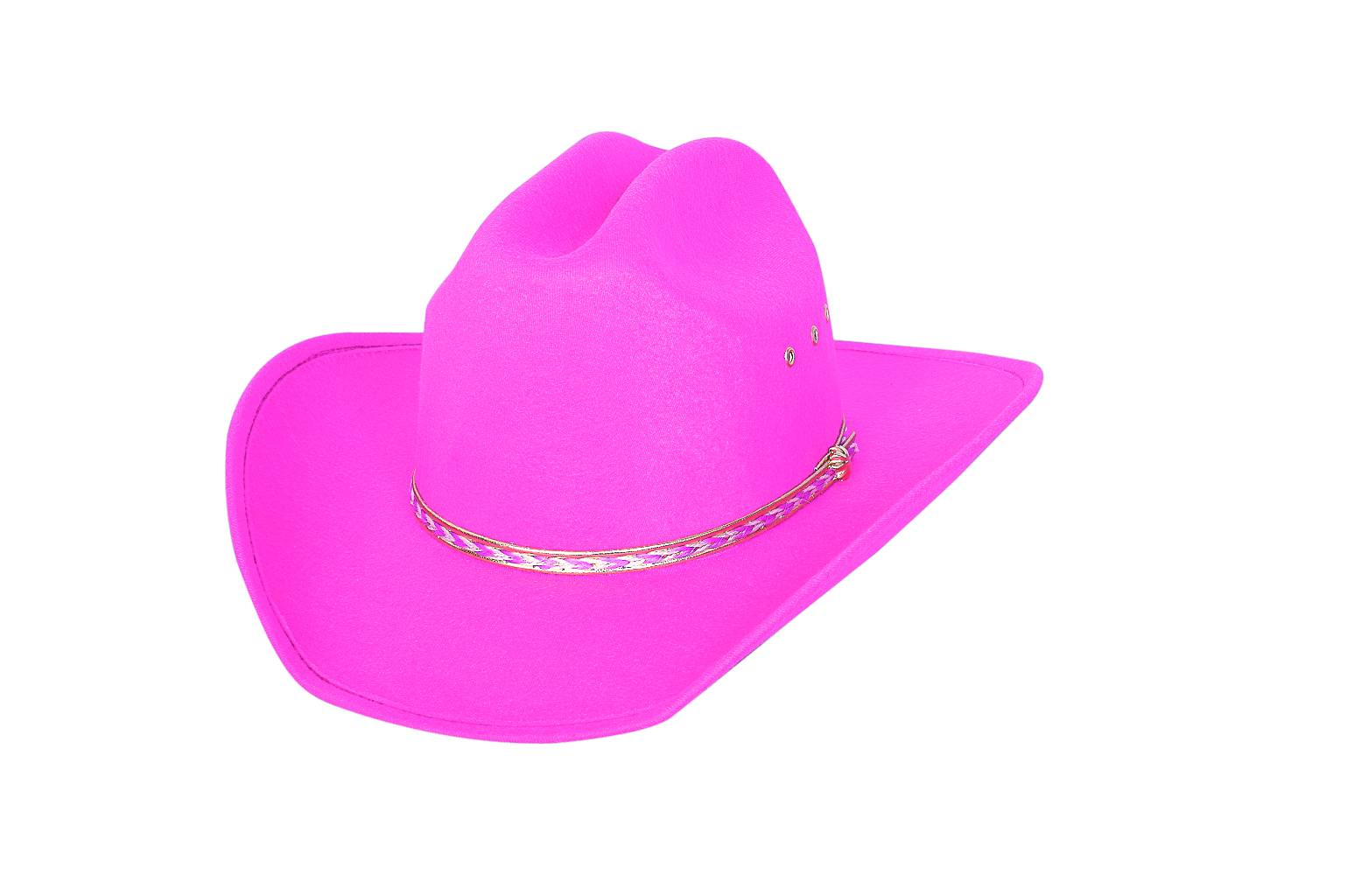 Bullhide It's Rodeo Time Youth Felt Hat