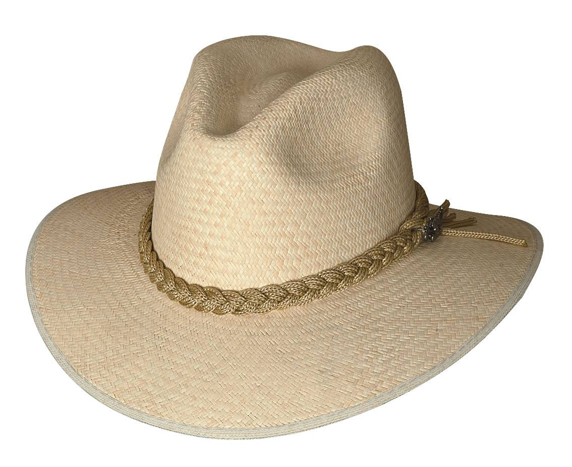 Bullhide Clairmont Resort & Outdoor Straw Hat