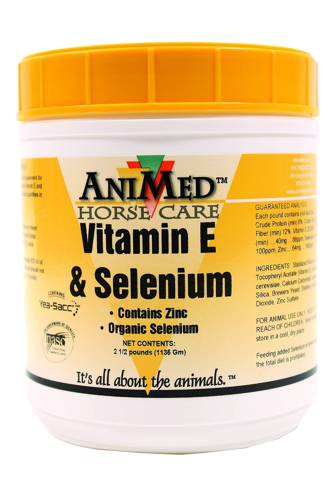 AniMed Vitamin E & Selenium