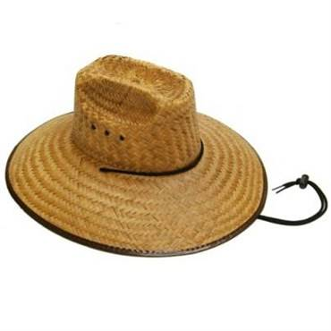 Easy Gardener Men's Straw Hat