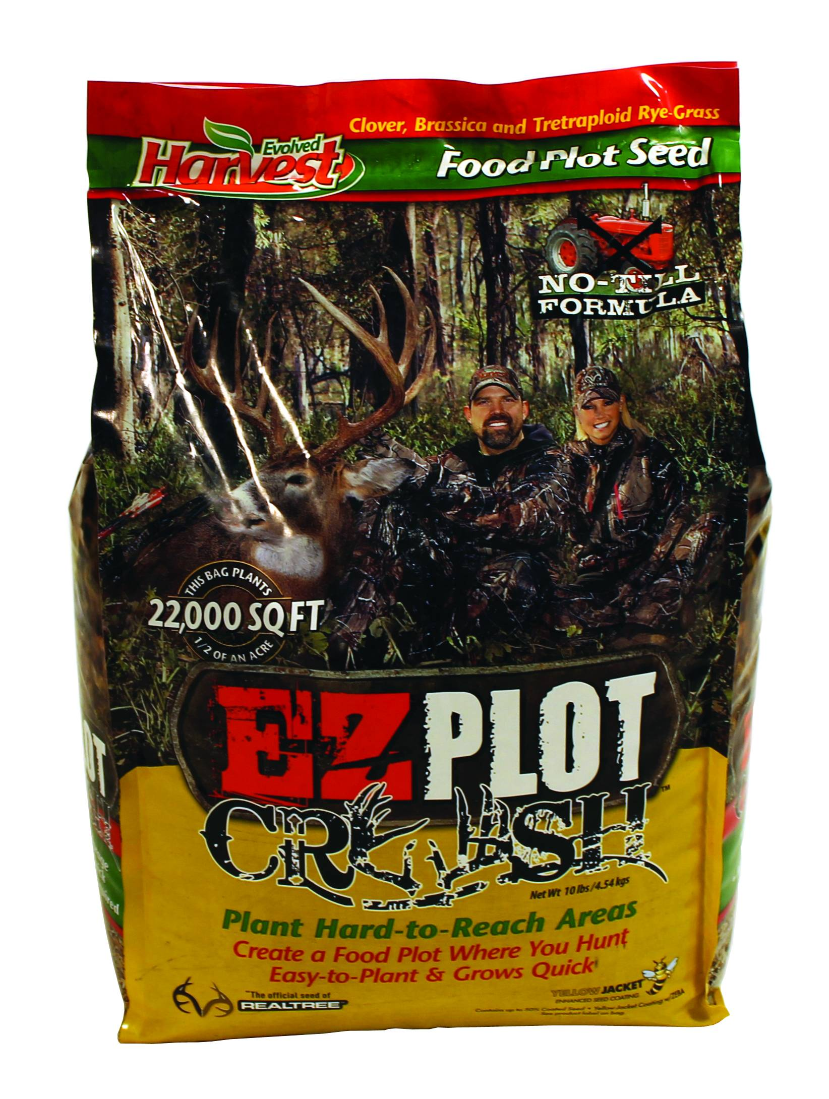 Harvest Plot EZ Plot Crush